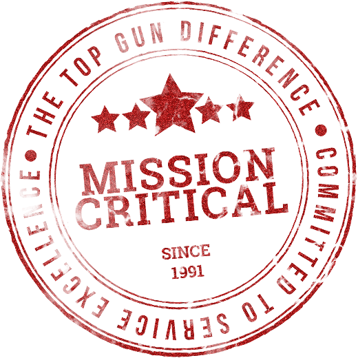 Mission Critical - The Top Gun Difference