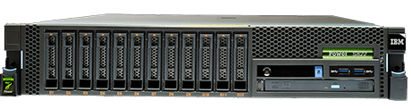 Model S812 of the 8th Generation Power Systems by IBM