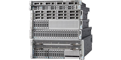 Cisco Server Maintenance Support