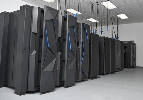 IBM zSeries Lab in Prior Lake, MN