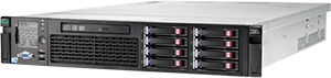 HPE Integrity server on a clear background, model ex2800