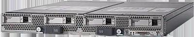 A Blade Server Designed by Cisco, Model B480 M5