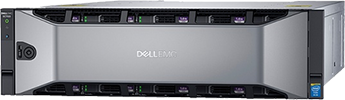 Image of the 7020 Storage Controller Built by Dell EMC