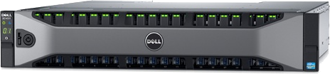 Earlier generations Storage Controller Product Number 4020 by Dell EMC