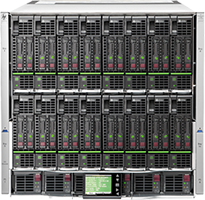 C7000 BladeSystem by HP Enterprise Enclosure for ProLiant and Integrity Servers
