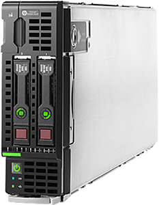 BL460C of the BL Series by HP Gen9