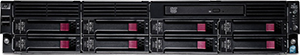 Server by HPE, model Proliant DL180