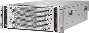 HPE Server from Proliant Family model DL580 Gen 9