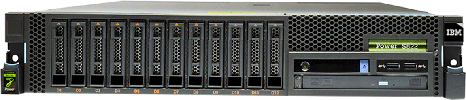 IBM Power Systems Model S822 by IBM