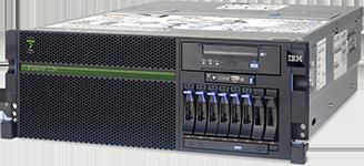 Power System Model 720 by IBM