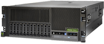 Power Systems Model S824 by IBM
