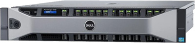 PowerEdge by Dell Model R730